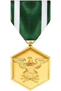 - Medals of America Navy/Marine Corps Commendation Medal Anodized