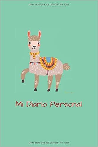 Amazon.com: Mi Diario Personal: Agenda de Productividad ...