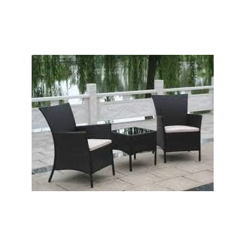 Superb PATIO FURNITURE OUTDOOR LAWN U0026 GARDEN HAMPTON BAY WOODBURY WITH TEXTURED  SAND CUSHIONS 3 PC
