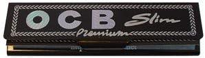 OCB Premium King Size Slim Rolling Paper w