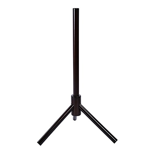 maxgoods Coat Rack Free Standing Modern DIY Heavy Duty Entryway Wooden Clothing Rack Hat Corner Hall Umbrella Stand Tree for Bedroom Living Room Office,Easy Assamble (Size 14) by maxgoods (Image #6)
