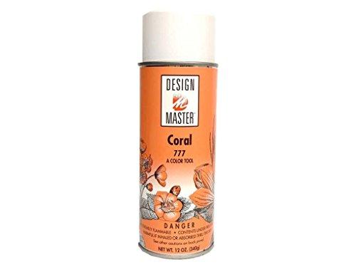 Design Master 777 Coral Colortool Spray