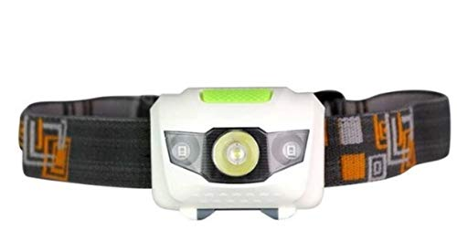 (1 Set 320 Lumen 5W 4 Mode XPE LED Headlamps Ultra Xtreme Waterproof Headlights Heart-stirring Fashionable High Lumens Bright Light Hiking Running Hunting Camping Tactical Flashlight, Type-02)