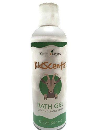 KidScents Bath Gel - 8 fl oz by Young Living Essential Oils (Gel Young)