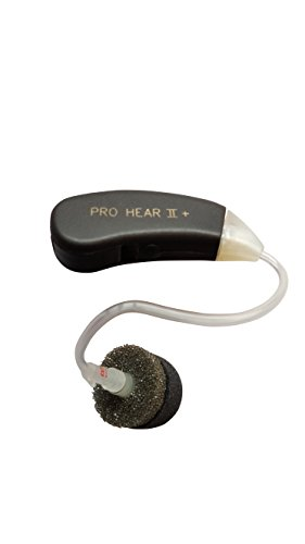 Pro Ears - Pro Hear - Pro Hear II+ - Behind the Ear (BTE) - PH2PBTE - Digital Hearing Device - Hearing Protection and Noise Amplification - Discreet Aid for Hearing by Pro Ears (Image #1)