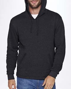 Next Level Unisex PCH Pullover Hoody 9300 -Heather Blac S