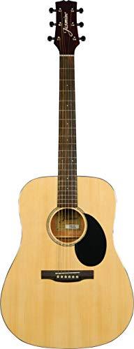 Jasmine 6 String Acoustic Guitar Right Handed, Natural JD36-NAT