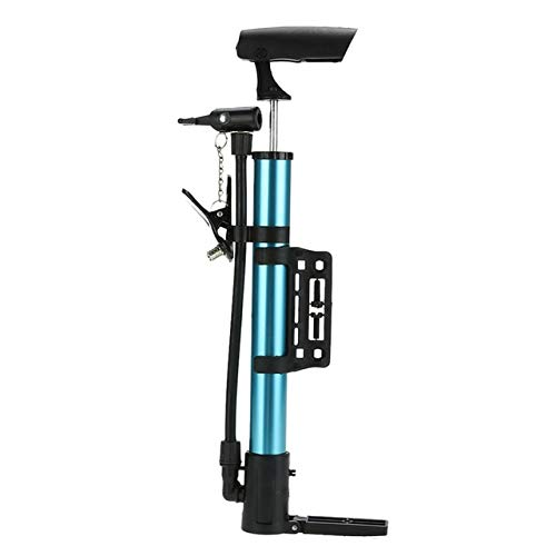 SaveStore Mini Bike Pump Portable Pump with Pressure Gauge Bomba de ar Bicicleta High Pressure MTB Bicycle Pump for Bike Bicycle (Calvin Shampoo)