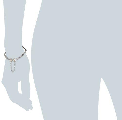 Pandora - 79307-04 - Drops femme - Argent 925/1000 - Chaine de sécurité - 4 cm