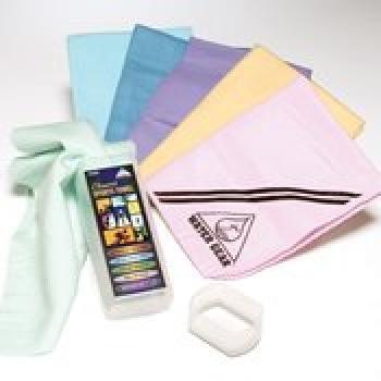 Water Gear Chamois Towel - Blue