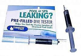 Leakmaster Pre Filled Dye Tester Finding product image