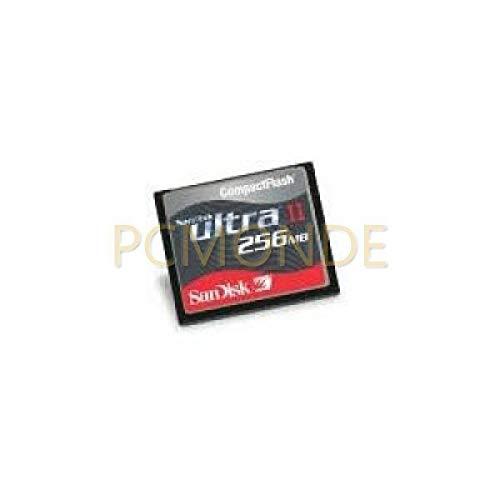 SanDisk SDCFH-256-901 256MB ULTRA II CF Card (Retail Package) ()