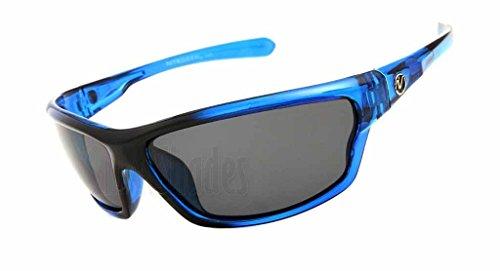 Nitrogen Polarized Sunglasses Mens Sport Running Fishing Golfing Driving - Sunglasses Coupon Hut