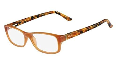 (New Salvatore FERRAGAMO Eyeglasses - SF2667 740 - Honey (53-15-135))