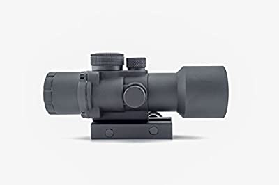 Monstrum Tactical S536P 5x Magnification Prism Scope