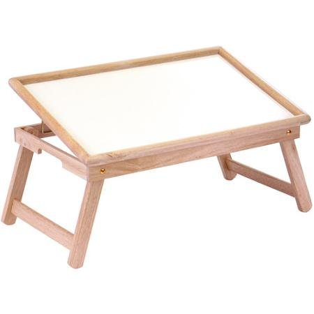 eechwood Flip Top Lap Table/Bed Tray ()