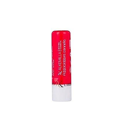 ALKEMILLA Addolcilabbra Canela - Bálsamo Labios Barra - Sabor de Canela - Cuidado protector para labios