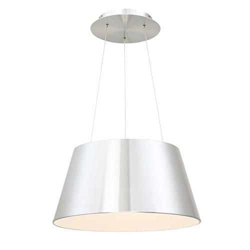Spun Aluminum Pendant Light - 7