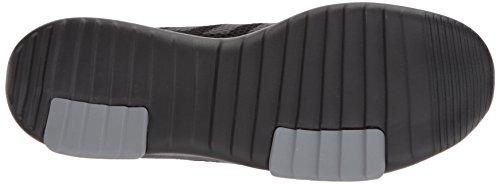 Adidas Mens Cf Racer Tr Core Nero, Core Nero, Tessuto Grigio Tre