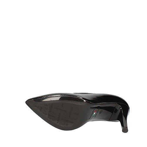 Nero Giardini A616391de Decolleté Donna Pelle Vernice Nero Nero 40