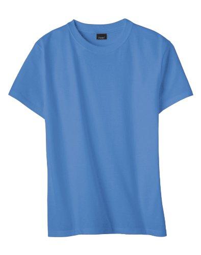 Hanes Womens 4.5 oz., 100% Ringspun Cotton nano-T T-Shirt (SL04)