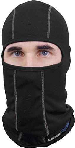 (Schampa Technical Wear Oneadventure Balaclava Blkgry Blclv015b-02 New)