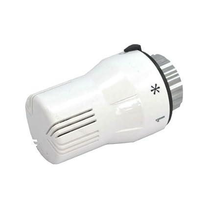 Cabezal de termostato M30 X 1,5 Radiador regulador Termostato Calefacción válvula