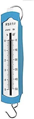 TRUUA Lab Pr/üfstand Federwaage 5 N Sch/üler Mechanik Experiment Gleichgewicht Newton Kraftmesser