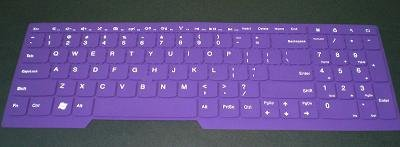 BingoBuy Silicone Keyboard Protector Skin Cover for Lenovo IBM ThinkPad Edge E520, E525 (if your