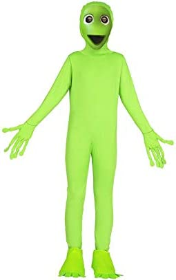 My Other Me Disfraz de Alien Bailarín para niños con máscara ...