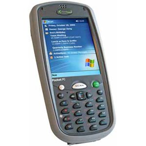 (Honeywell Dolphin 7900 Mobile Computer. DOLPHIN 7900 W/5300SR IMGR/36KY 64X64MB RAM/WIN CE MT-PB. Intel XScale 400MHz - 64MB RAM - 64MB Flash - 3.8' QVGA LCD)