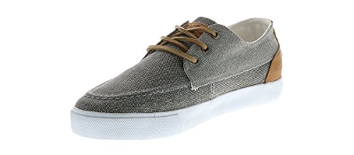 ... Beverly Hills Polo Menns Taupe Oxford Grå ...
