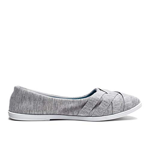 Susan 18 Slip On Casual Shoes for Women; Flat Sneakers; Ladies Shoes Size 6-11