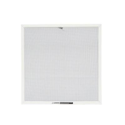 - Andersen Windows 20-5/32 in. x 20-5/32 in. White Awning Insect Screen
