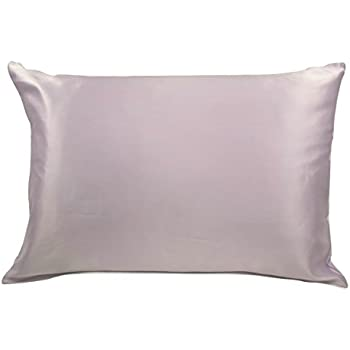 Amazon Com 100 Silk Pillowcase For Hair Luxury 25 Momme