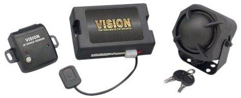 VISION ( ヴィジョン ) 盗難発生警報装置 【バックアップサイレン付】 キューブ DBA-Z12.NZ12. [ 年式 ] 08.11~ 1480B-N004 B007B7YXJY