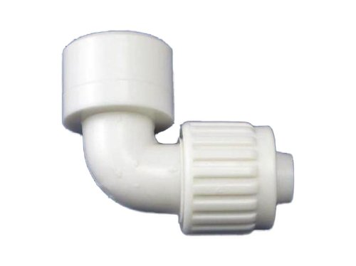 Flair-It 16842 Plastic Male Adapter Pack of 10 0.5 Size