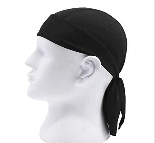 transpirable diadema deportiva gorra peque?a humedad secado r/ápido diadema pirata SUNXIN Sombrero pirata para montar al aire libre protector solar