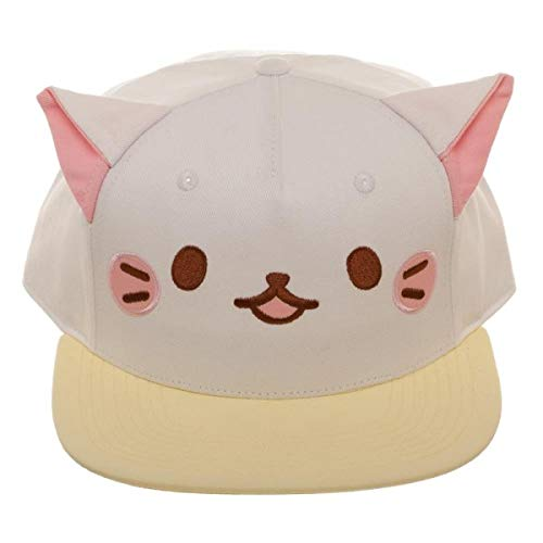 Anime Hat Cat - Bioworld Bananya Face with Ears Snapback