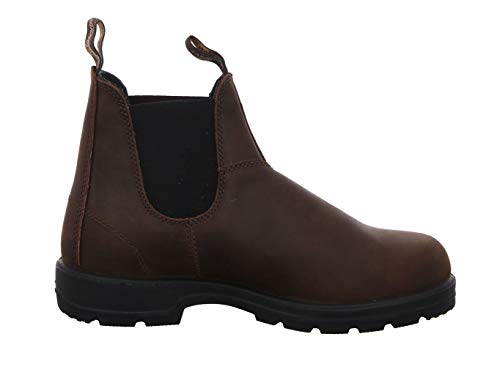 Blundstone antique Comfort Classic Adulte Mixte 550 Bottes Chelsea Brown Braun 88q5wrd