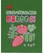 野菜わかめふりかけ(2.5g入×40食)×5+かつおゴマふりかけ(2.5g入×40食)×5
