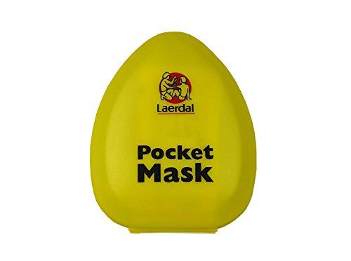 Laerdal 82001933 Pocket Mask Only in Hard Case by Laerdal