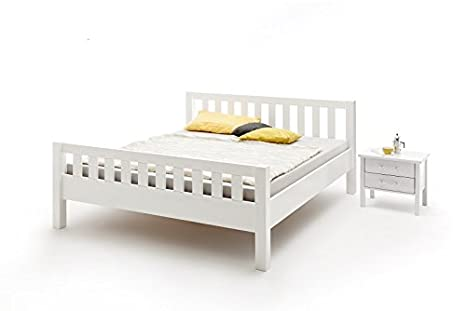 Bedstead ben comfort ms schuon in legno massiccio letto nelle