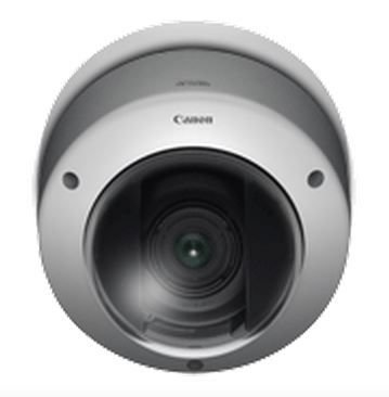 Canon VB-H630D Fixed Dome Network Security Camera with 2.1 Megapixel Resolution 1920 x 1080 by Canon