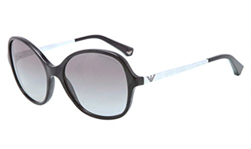 Emporio Armani EA4024 Sunglasses-501711 Black (Gray Gradient - Armani Sunglasses 2014