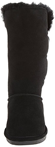 Bearpaw Damen Lauren Tall Winterstiefel Schwarz.