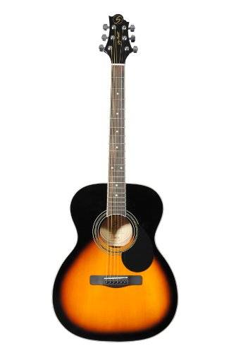 Samick Greg Bennett Design GD100S Acoustic Guitar, Vintage Sunburst