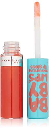 Maybelline New York BABY LIPS Moisturizing Lip Gloss #60 Berry Chic 0.18 Fluid Ounce - Chic Lip Gloss