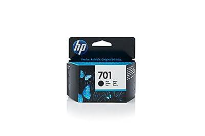 Original HP CC635AE / 701 Ink (black) for Fax 2140, 640, 650