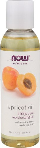 NOW Apricot Kernel 4 Ounce Pack